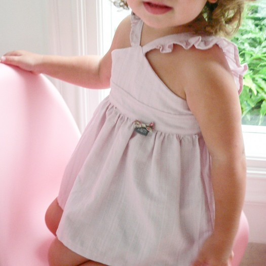 Robe-Top Pimprenelle
